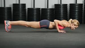 good push up form